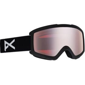 Anon Helix 2.0 Goggles incl. Bonus Lens Men, zwart/zilver